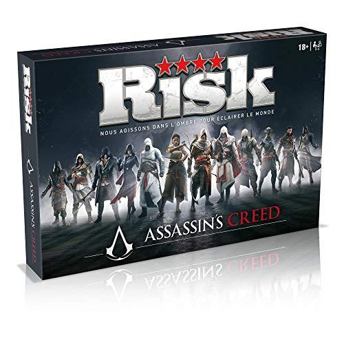 RISK ASSASSIN'S CREED - Jeu de société - Version française