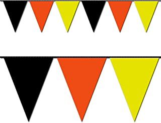 orange and yellow flag
