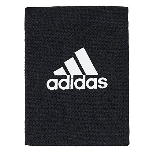 adidas Unisex Fußball Schienbeinschonerhalter, weiß/schwarz, one size, 615190
