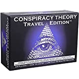 Conspiracy Theory Trivia Board Game - Travel Edition/Expansion Pack