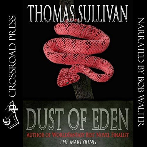 Dust of Eden audiobook cover art