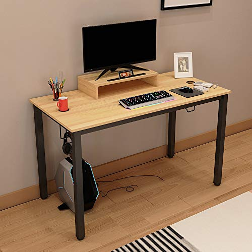 sogesfurniture Gaming Table Computer Desk with Cup Holder and...
