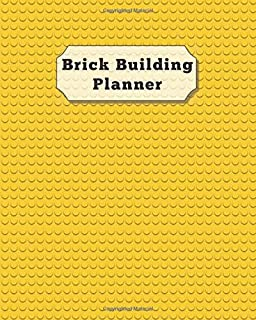 Brick Building Planner: Design your dream brick built city, moonbase, building or any kind of MOC or creation