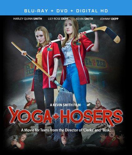 Yoga Hosers [Blu-ray] [2016] [NTSC]