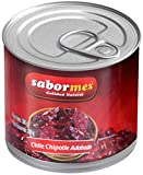 SABORMEX Chile Chipotle Adobado - 215 gr
