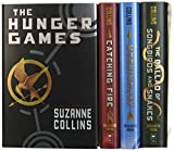 The Hunger Games 4-Book Hardback Box-Set (The Hunger Games, Catching Fire, Mockingjay, The Ballad of Songbirds and Snakes): 1-4