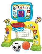 VTech Baby - Sport & Scoor Speelplaats - Multikleuren - Plastic - Voor Jongens en Meisjes - Van 12 tot 36 maanden - Nederlands Gesproken