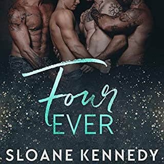 Four Ever audiobook cover art