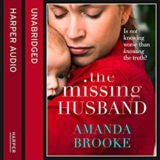 The Missing Husband cover art
