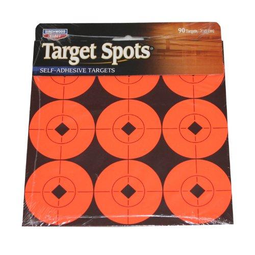 Birchwood Casey Pack of 90 2inch Target Spots