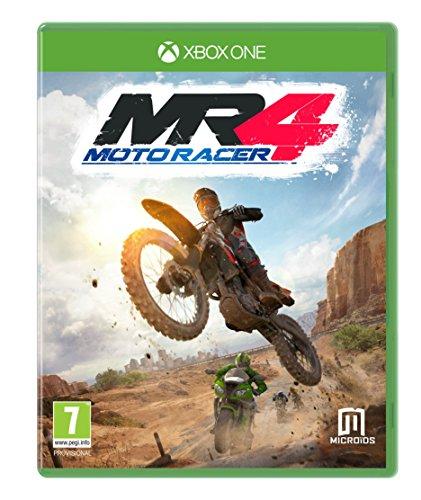 Xbox1 Moto Racer 4 (EU)