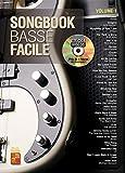 Songbook Basse Facile (Volume 1) - 1 Livre + 1 Disque (Audios/Vidéos)