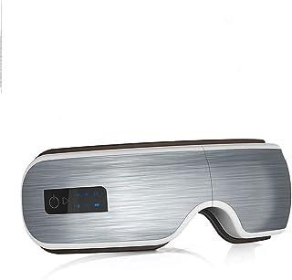 アイウォーマー目元エステ 5つモード 多周波振動 日本語音声サポート 温め機能 知能温度 ホットアイマスク 空気圧刺激 バッテリー180分持続 液晶ディスプレイ 1901HUI