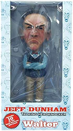 [UK-Import]Jeff Dunham Walter Talking Bobble Head