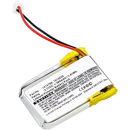 Cameron Sino Rechargeble Battery for Unitech 1400-202501G