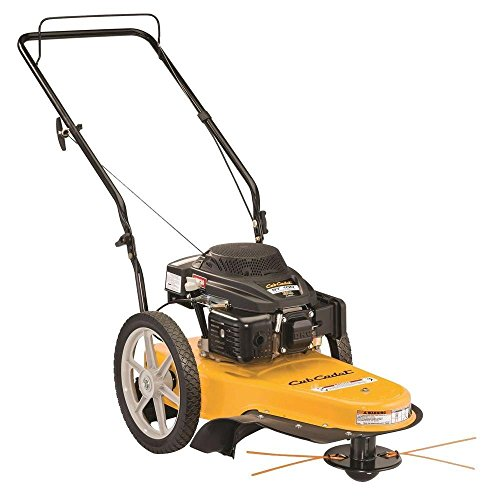 Cub Cadet ST 100 22″ Walk Behind String Trimmer Mower Review