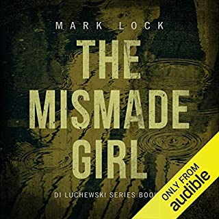 The Mismade Girl cover art
