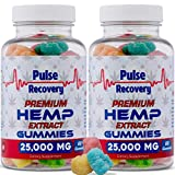 Pulse Recovery's mission is to provide you with products of only the highest quality that will radically improve your way of life for the better. Our USA made Hemp Gummies are infused with only the highest grade of hemp oil extract. The stress & anxi...