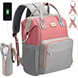 Best Baby Diaper Backpacks - Cosyland Diaper Bag Backpack Nappy Maternity Backpack Review