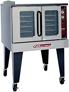 Southbend SLGS/12SC SilverStar Double Deck Gas Convection Oven