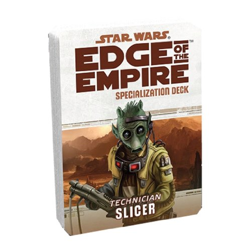 Star Wars Edge of The Empire Schneide spezielle Deck Board Game
