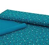 Nadeltraum Stoffpaket - ab 25 cm x 150 cm Jersey Stoff mit