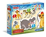 Clementoni - 20801 - Puzzle - My First - Lion Guard - 3-6-9-12 Pièces