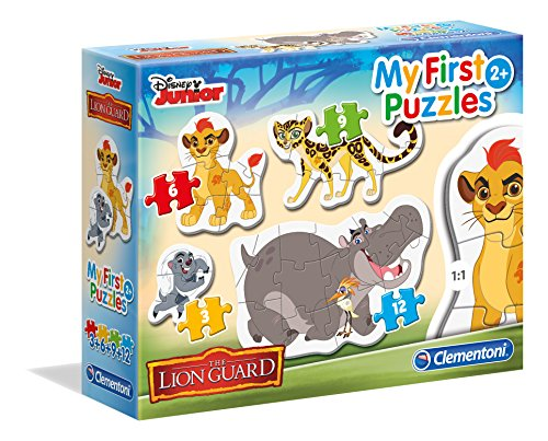 Clementoni - My First Puzzles Lion Guard (20801)