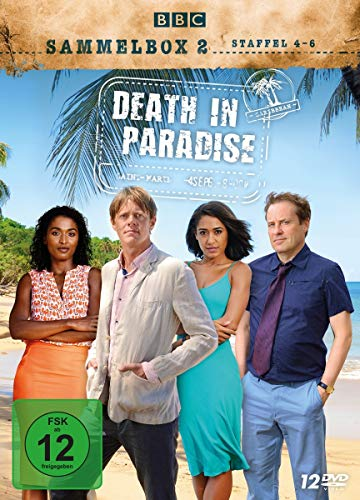 Death in Paradise - Sammelbox 2 [12 DVDs]