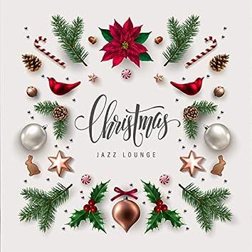 Christmas Jazz Lounge: Fancy Winter Melody & Cozy Instrumental Hits