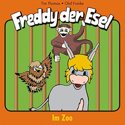 Im Zoo     Freddy der Esel 5              Autor:                                                                                                                                 Olaf Franke,                                                                                        Tim Thomas                               Sprecher:                                                                                                                                 Andres Ewert,                                                                                        Cornelia Schaa,                                                                                        Mike Bowd                      Spieldauer: 33 Min.     6 Bewertungen     Gesamt 5,0