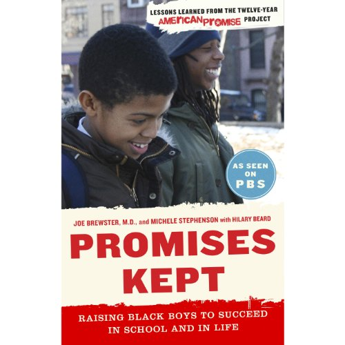 Promises Kept audiobook cover art