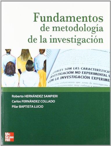 Fundamentos de Metodologia de la Investigacion