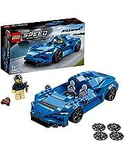 LEGO 76902 Speed Champions McLaren Elva Raceauto Bouwset, Constructie Speelgoed, Auto set Voor Kinderen 7+ Jaar Oud