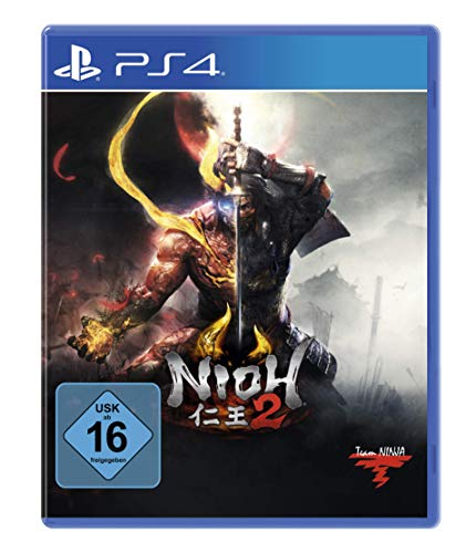 Nioh 2 - Standard Edition [PlayStation 4]
