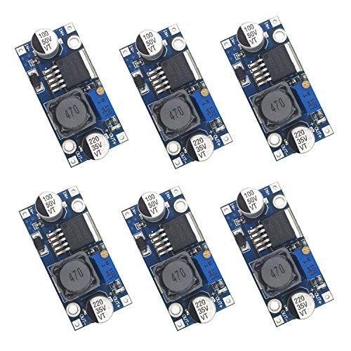 Top circuit board voltage regulators for 2021