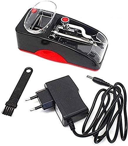 LUOWAN Wiederaufladbares Elektrisches Automatisches DIY-Werkzeug, Länge 155mm Red