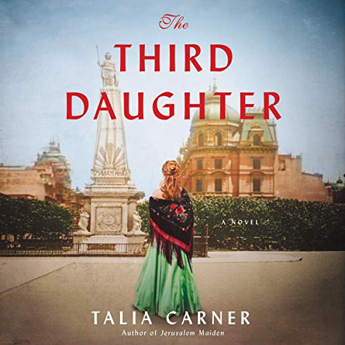 The Third Daughter Audiobook By Talia Carner cover art