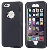 AICase iPhone 8 Plus/7 Plus Case, [Heavy Duty] [Full...