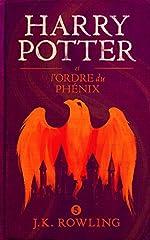 Harry Potter et l'Ordre du Phénix de J.K. Rowling
