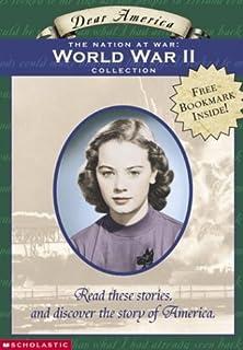Nation At War: Wwii (Dear America Boxset)