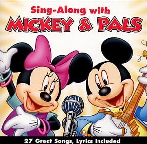 Sing-Along With Mickey & Pals / Sing-Along