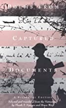 Poems from Captured Documents: A Bilingual Edition