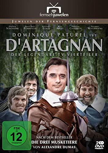Der komplette Abenteuer-Vierteiler (2 DVDs)