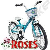 Barabike - Bicicletta per bambini, 20', per bambini