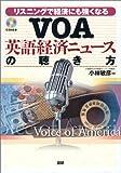 VOA英語経済ニュースの聴き方