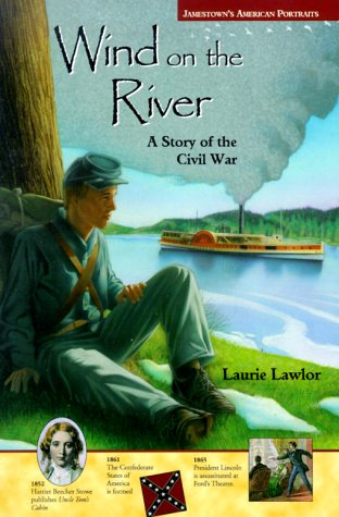Jamestown's American Portraits  Wind on the River Softcover (JT: FICTION BASED READING)