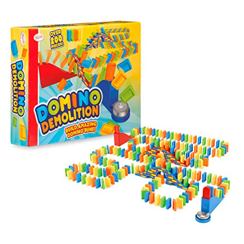 Toyrific Domino Demolition by Toyrific