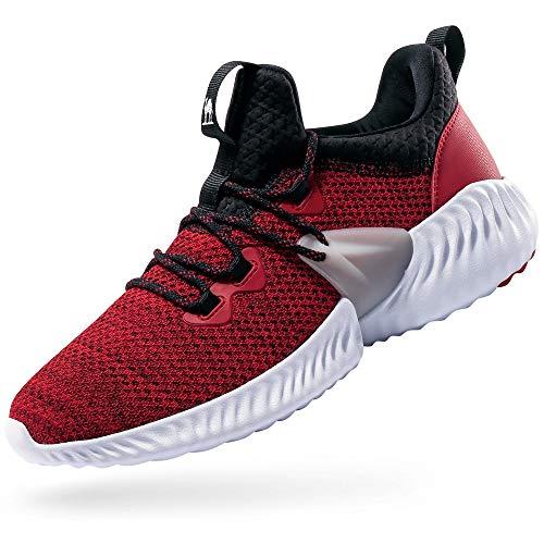 CAMEL CROWN Zapatillas de Running para Hombre, Zapatos para Caminar, Zapatillas Hombres Deporte Calzado de Correr, Zapatos Deportivos, Sneakers Ligero Respirable