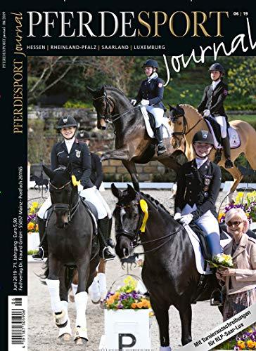 Pferdesport Journal, Ausgabe RLP, Saarland, Luxemburg [Jahresabo]